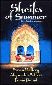Sheiks of Summer: The Sheik's Virgin / Sheikh of Ice / Kismet