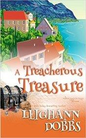 A Treacherous Treasure (Mooseamuck Island, Bk 3)