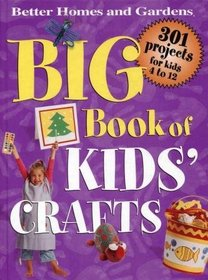 Big Book of Kids' Crafts