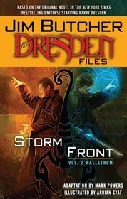 Jim Butcher   The Dresden Files: Storm Front: Volume 2