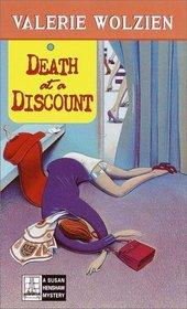 Death at a Discount  (Susan Henshaw, Bk 13)