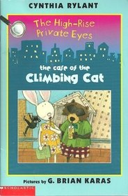 The Case of the Climbing Cat (High-Rise Private Eyes, Bk 2)