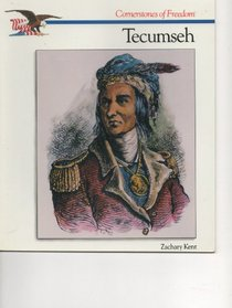 Tecumseh (Cornerstones of Freedom)