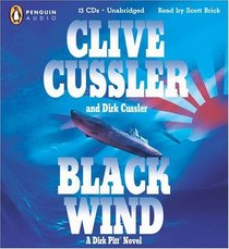 Black Wind (Dirk Pitt, Bk 18) (Audio CD) (Unabridged)