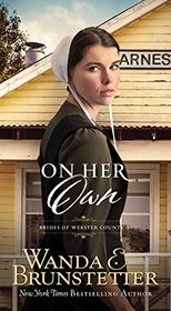 On Her Own (Brides of Webster County, Bk 2)