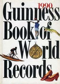 Guinness Book of World Records, 1990