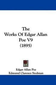 The Works Of Edgar Allan Poe V9 (1895)