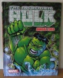The Incredible Hulk Annual 2004