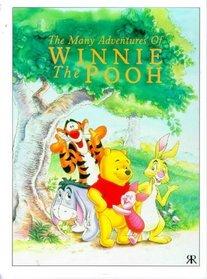 The Adventures of Winnie the Pooh (Disney Studio Albums)