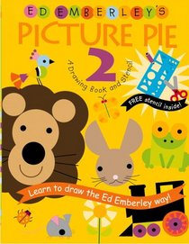 Ed Emberley's Picture Pie Two