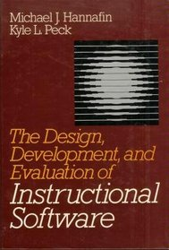 Design Development and Evaluation of Instructional Software