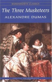 Three Musketeers (Wordsworth Classics)