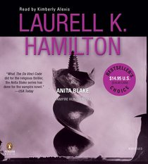 Guilty Pleasures Abridged CDs (Anita Blake, Vampire Hunter)
