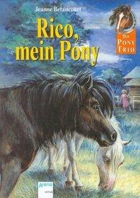 Das Pony-Trio, Rico, mein Pony