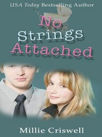 No Strings Attached (Large Print)