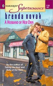A Husband of Her Own (Dundee, Idaho, Bk 2) (Harlequin Superromance, No 1130)
