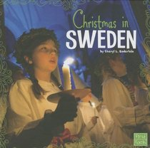 Christmas in Sweden (First Facts: Christmas Around the World)