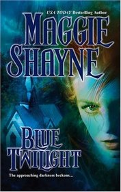 Blue Twilight (Wings in the Night, Bk 11)
