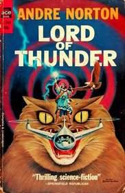 Lord of Thunder  (Hosteen Storm, Bk 2)