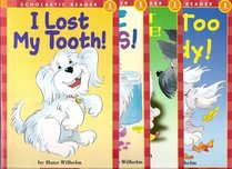 Noodles Collection: I Lost My Tooth!, I Love Colors!, I Won't Share!, and It's Too Windy! (Scholastic Readers, Level 1)