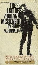 The List of Adrian Messenger (Anthony Gethryn)