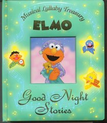 Musical Lullaby Treasury Elmo