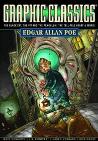 Graphic Classics: Edgar Allan Poe (4th Edition)