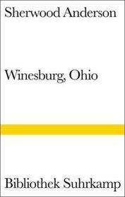 Winesburg, Ohio. Eine Reihe Erz�hlungen aus dem Kleinstadtleben Ohios.