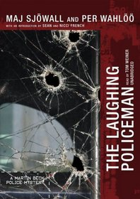The Laughing Policeman (A Martin Beck Police Mystery) [Library Binding]