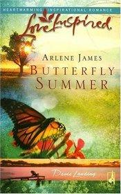 Butterfly Summer (Love Inspired)