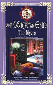 At Wick's End (Candlemaking, Bk 1)