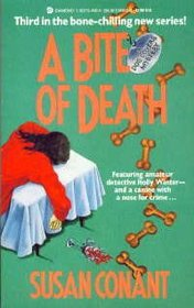 A Bite of Death (Dog Lovers, Bk 3)