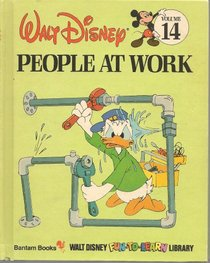People at Work (Disney Library, No 14)