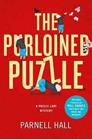 The Purloined Puzzle (Puzzle Lady Mysteries)