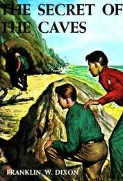 The hardy Boys The Secret of the Caves
