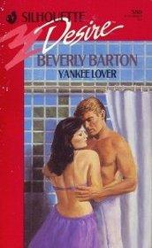 Yankee Lover (Silhouette Desire, No 580)