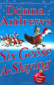 Six Geese A-Slaying (Meg Langslow, Bk 10)