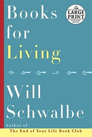 Books for Living (Random House Large Print)