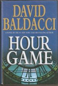 Hour Game (Sean King & Michelle Maxwell, Bk 2) (Large Print)