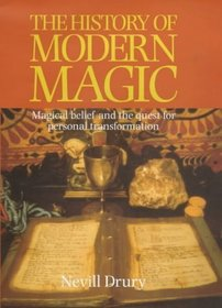 History of Magic in the Modern Age: A Quest for Personal Transformation