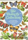 The Butterfly Collection: Stickers, Bookmarks, Tattoos, More (Stationery Boxed Sets)