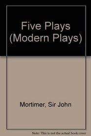Five Plays (Modern Plays)