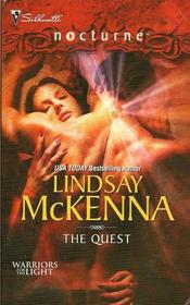 The Quest (Warriors for the Light, Bk 3) (Silhouette Nocturne, No 33)