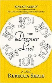 The Dinner List (Thorndike Press Large Print Basic)