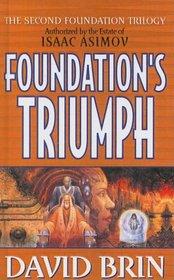 Foundation's Triumph (Second Foundation Trilogy (Paperback))