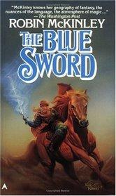 The Blue Sword (Damar, Bk 1)