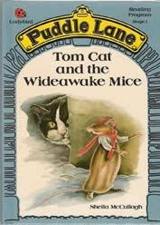 Tom Cat and the Wideawake Mice (Ladybird Reading Programme. Stage 1)