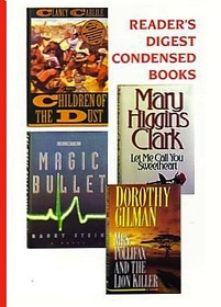 Reader's Digest Condensed Books Volume 6 1995 (Let Me Call You Sweetheart, Children of the Dust, Mrs. Pollifax and the Lion Killer, The Magic Bullet)