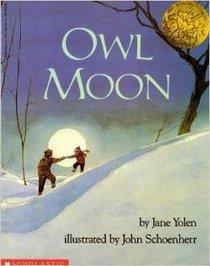 Owl Moon (Hra333) (Bkcass ed)