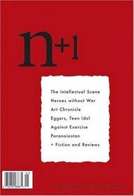 n+1, Number One: Negation